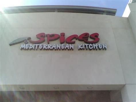 Spices Mediterranean Kitchen