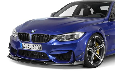 Ac Schnitzer Pushes Bmw M3 To 380kw