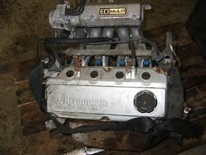 Motor 7  8 Mitsubishi Touring 1 8 4g93 90 Garantia