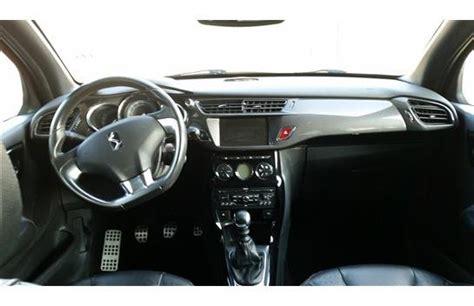 citroen ds3 1 6 thp sport chic chf 9 900 voiture d occasion auto ch