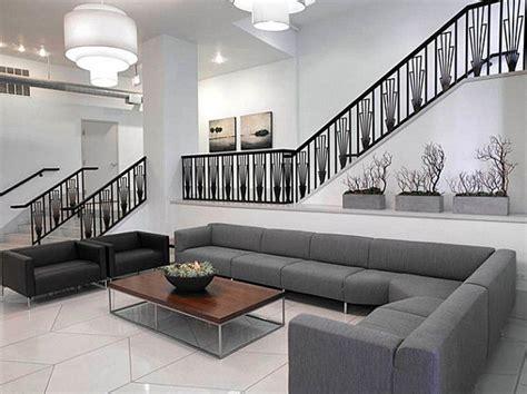 monochromatic interior  contemporary chicago residential