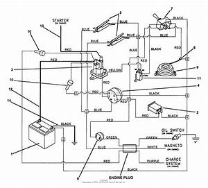 Snapper Z2004k  80709  20 Hp Hydrogear Drive Ztr Series 4 Parts Diagram For Wire Harness