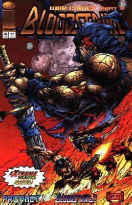 Bloodstrike 1 (Image Comics) - ComicBookRealm.com