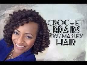 Crochet Braids with Marley Hair