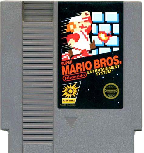 Super Mario Bros Nes Retrogameage