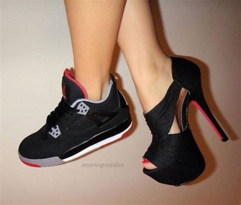 Heals Sofas by Shoes Air Jordan High Heels Wheretoget