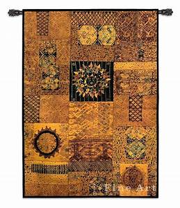 Guatemala ethnic tapestry wall hanging south american