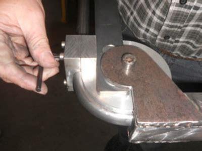 rohrbiegemaschine selber bauen industrielle werkzeuge rohrbiegemaschine eigenbau