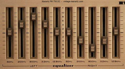Marantz PM 750 DC Details