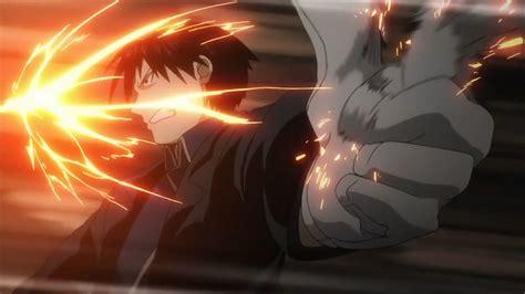 roy mustang screenshot zerochan anime image board