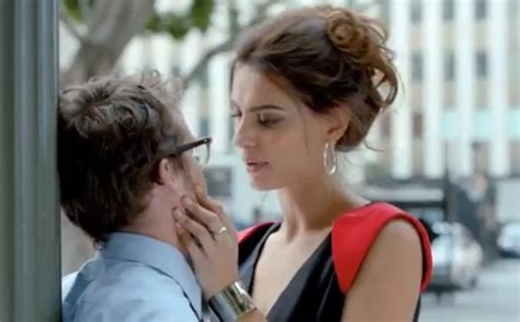 Fiat Commercial by What Did Model Catrinel Menghia Really Say In Abarth