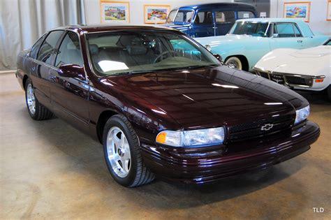 chevrolet impala ss 1996 chevrolet impala ss