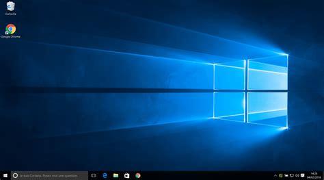 supprimer icone bureau résoudre le problème d écran noir sur windows 10 le