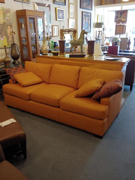 Baker Leather Sofa by Leather Sofa By Baker Furniture Astute Furnishings