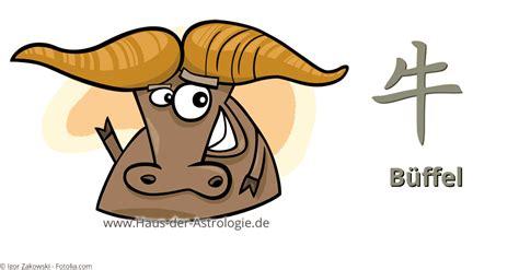 Büffel Im Chinesischen Horoskop