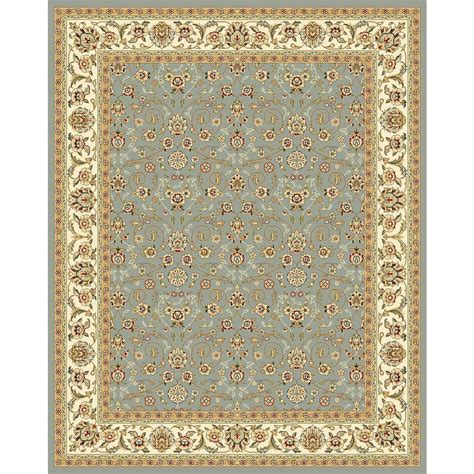 Cheap Blue Area Rugs by Safavieh Lyndhurst Light Blue Ivory 8 Ft X 11 Ft Area