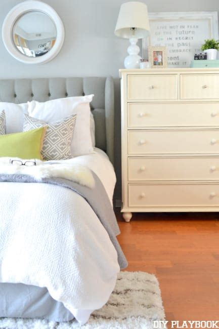 Das Richtige Bett by Tufted Upholstered Headboard Diy Playbook