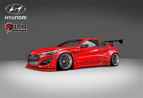 hyundai america cool in pictures sixteen cool cars coming to sema the globe
