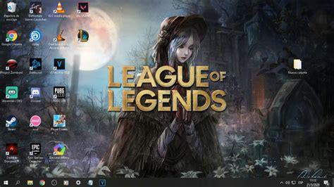Como Descargar League Of Legends Mini Guia Youtube