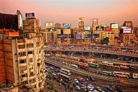 Egypt Approves First Major Draft Traffic Law in 40 Years