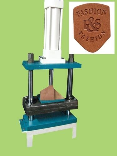 leather embossing machine marking  stamping machines