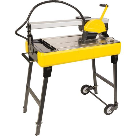 Qep Tile Saw 83200 by Qep 1 Hp Bridge Tile Saw 83200q The Home Depot