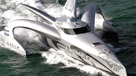 Biggest Boat Ever Designed by Top 10 Fastest Boats Ever Made Youtube