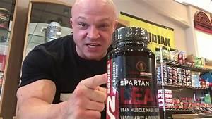 Prohormone  Spartan Nutrition  Lean  Review  Coming Soon