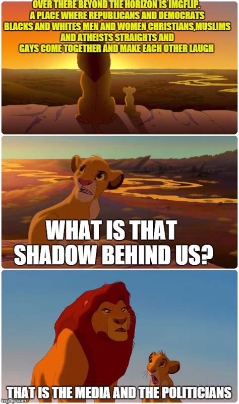 Lion King Shadowy Place Meme Generator - lion king memes 28 images lion king meme generator shadowy place image memes at lion king