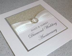 16 wedding anniversary cards design trends premium With images of diamond wedding anniversary cards