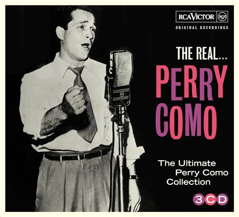 perry como my favorite things perry como the real perry como 3cd