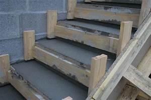 Construire Un Escalier En Béton. construire un escalier exterieur en ...