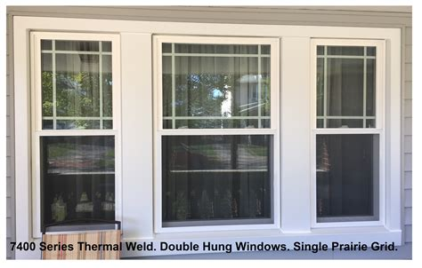 lakewood replacement windows double hung  prairie grids integrity windows
