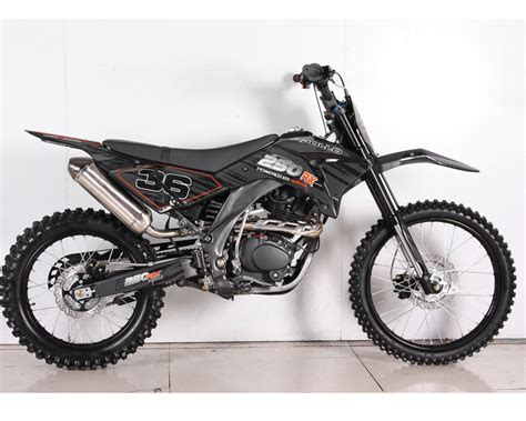 Apollo 250cc 4-speed Deluxe Dirt Bike. Agb-36 Fast Free