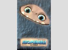 First Abominable poster released – Animated Views