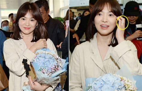 song joong ki song hye kyo hong kong visit the new