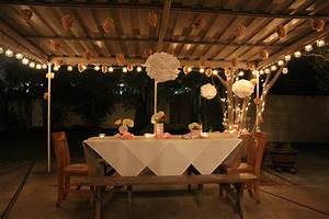 Elegant Outdoor First Birthday Party Decorations - The ...