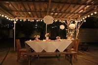 elegant party themes Juneberry Lane: Outdoor Champagne Soirée - A Simple ...