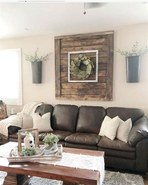 One of the designing techniques is based on. 70 Awesome Wall Decoration Ideas for Living Room   Farmhouse wall decor living room, Wall decor ...