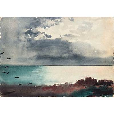 File:Winslow Homer - Breaking Storm Coast of Maine.jpg