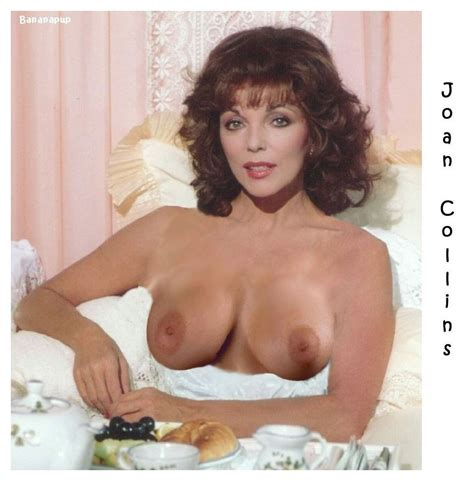 Joan Collins - British Superstar - PornHugo.Com