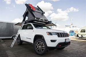 Turning A 2017 Jeep Grand Cherokee Trailhawk Into The