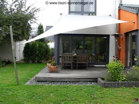 Sonnenschutz Terrasse Holz by Referenzen Bilder Lisori Sonnensegel Design Privatkunden