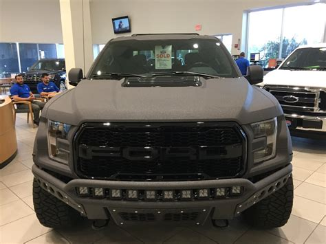 2017 Ford Raptor Linex Body Armor  The Hull Truth