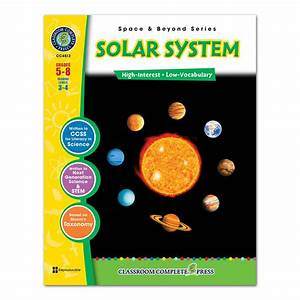 Space & Beyond Series: Solar System Lesson Plans - Science ...