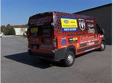 Custom Truck and Van Wraps in Rome, GA for University