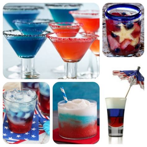 patriotic drinks patriotic drinks perfect for the 4th of july celebrations the repo woman