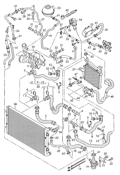 Gti Fsi Engine Diagram by Fourtitude 2 0t Fsi Thermostat Replacement Damaged
