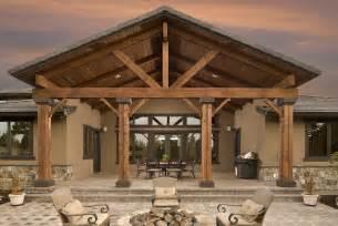 Outdoor Cedar Patio Covers