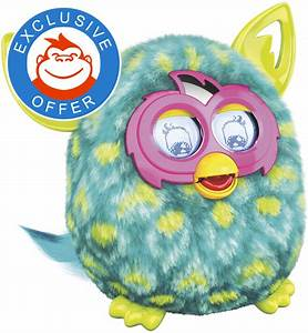 Furby Boom - Green Peacock   Toy   at Mighty Ape NZ